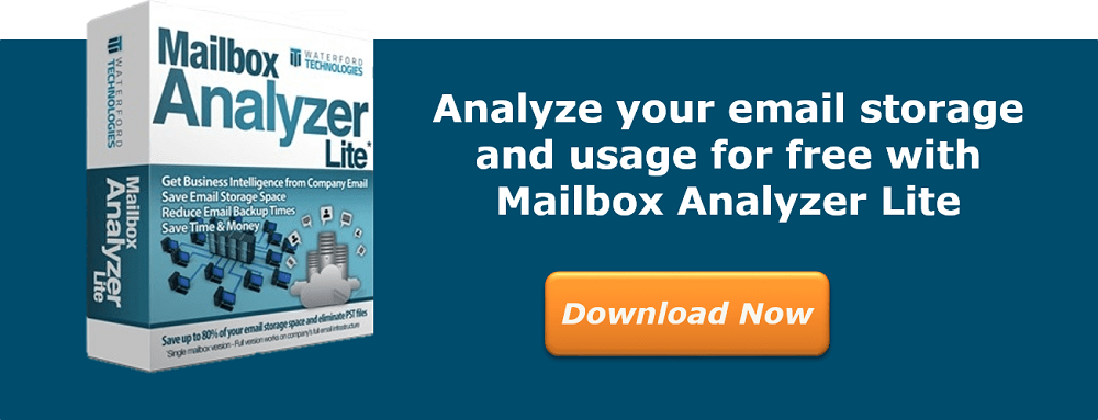 Mailbox Analyzer Lite