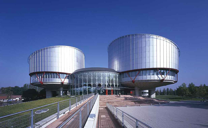 ECHR Building - Email Monitoring Case
